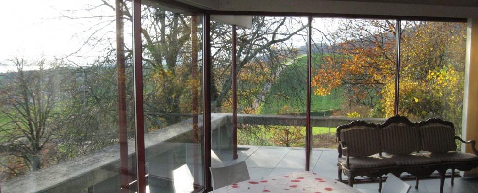 Des vitres propres procurent du bien-être chez soi!